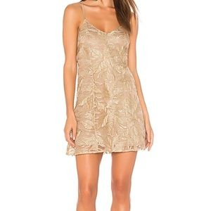 NWT Revolve Somedays Lovin Daybreak Mini Dress L